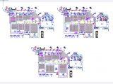 Cinema Ground Floor Layout Plan CAD Template DWG