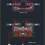 Landside International Airport Layout Plan CAD Templates DWG