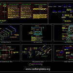All Ducting Details CAD Template DWG