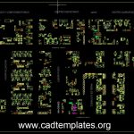 Hospital Equipments Autocad Blocks Template DWG