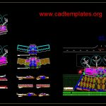 International Airport Full Plans with Details CAD Templates DWG