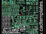 Transportation Vehicles and Lorries Autocad Blocks CAD Template DWG
