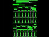 Lap Splice Lenth ACI 318M Standard CAD Template DWG